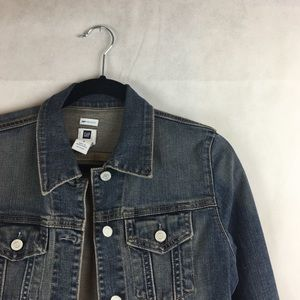 Gap • Stretch Denim Jacket I24